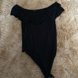 Black Body Suit